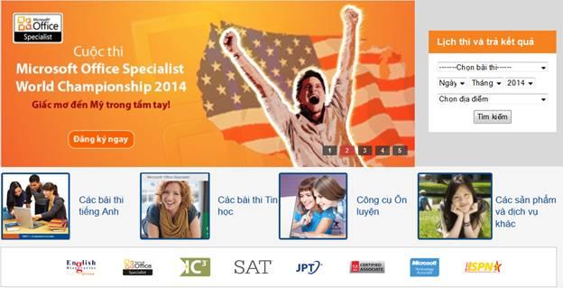 Thong bao website moi IIG Vietnam
