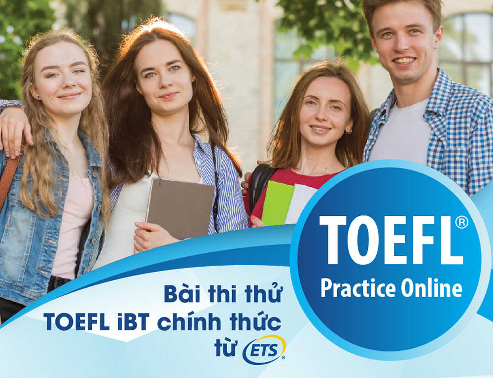 TOEFL Practice Online (TPO)