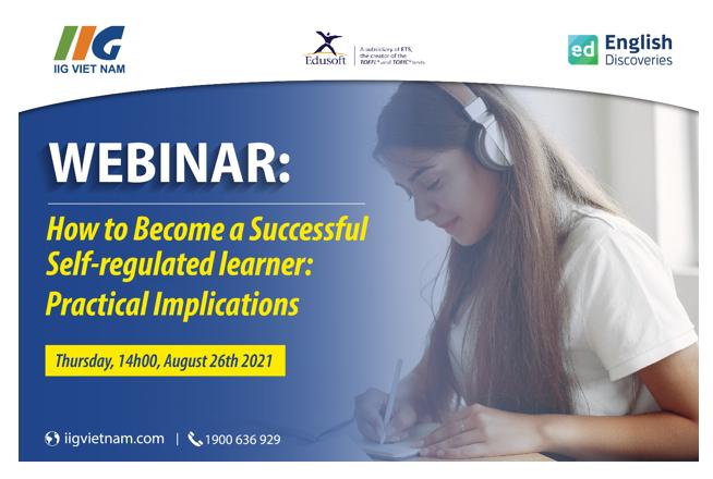 Hội thảo trực tuyến: Bí kíp tự học trực tuyến hiệu quả và chất lượng