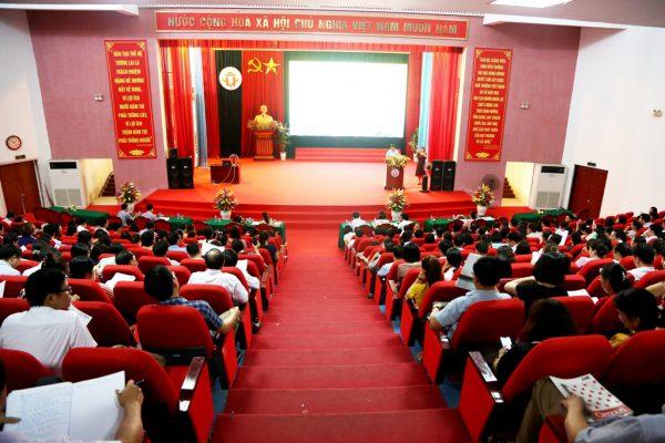 Sở GD&ĐT Phú Thọ quyết tâm nâng cao chất lượng dạy và học Tiếng Anh và Tin học theo chuẩn Quốc tế