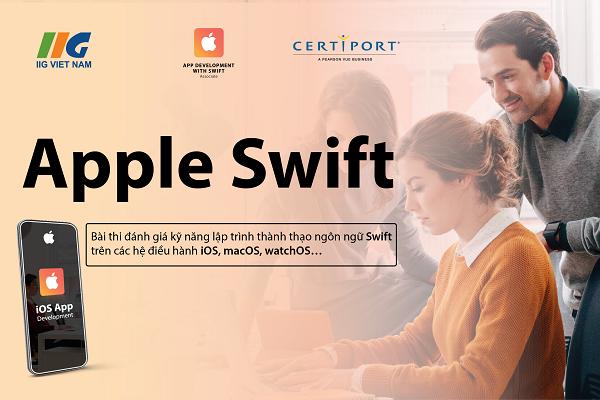 Apple Swift: Thước đo năng lực lập trình ngôn ngữ mới nhất của Apple đã về Việt Nam